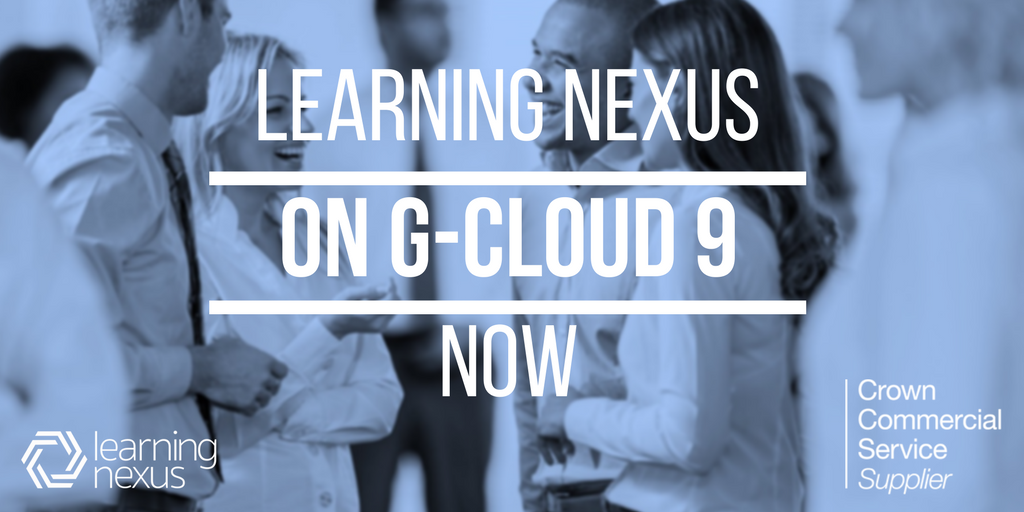 Learning Nexus G-Cloud 9