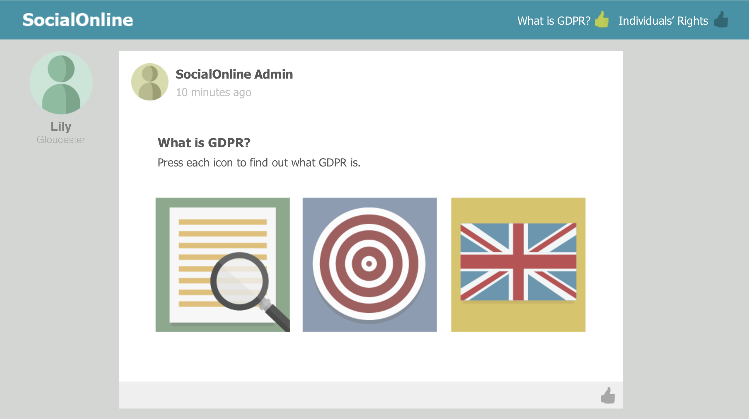 GDPR eLearning What is GDPR